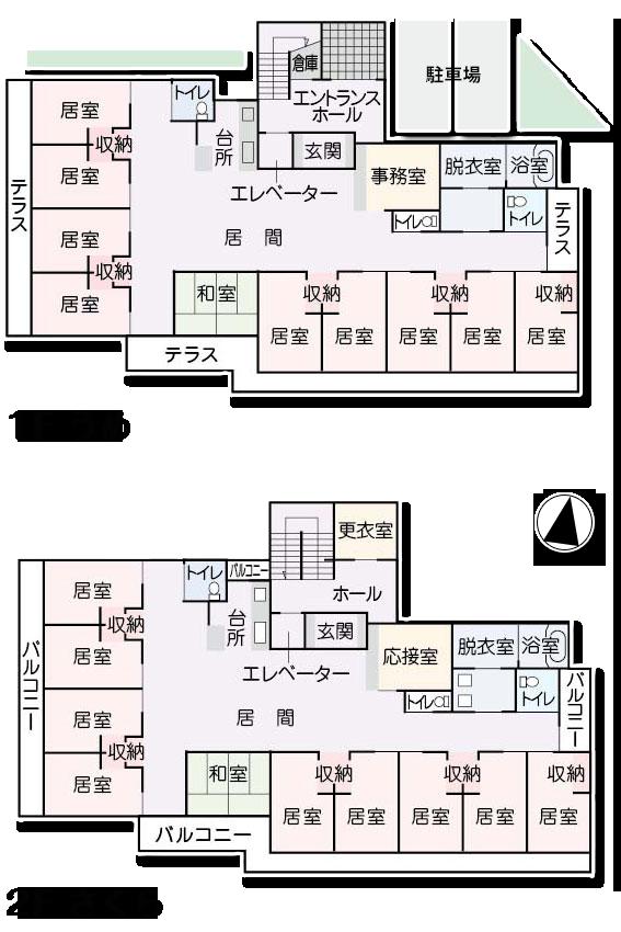 画像:成田マップ